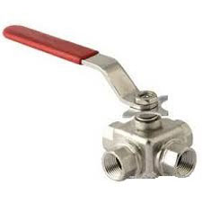 Three Way And Four Way BAll Valve 150 Class Screw End