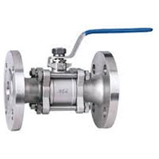 Stainless Steel Ball Valve - Three Piece Design 150 AND 300
