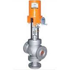 Three Way Motorised Operated Control Valve 150 & 300