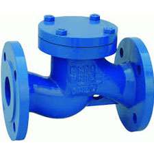 LIFT TYPE NON RETURN VALVE
