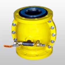 Pinch Valve Operated By Air